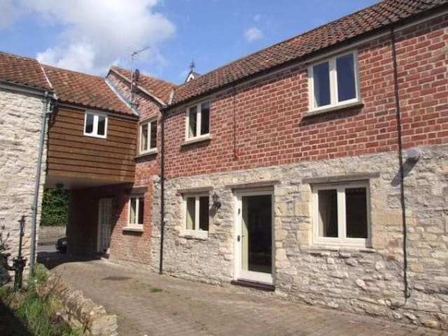 Listed 3 Bed Mews House in Village - Bristol - Huis