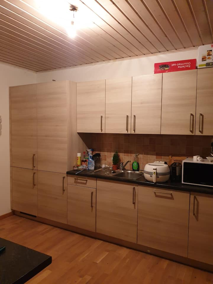 Petite chambre simple