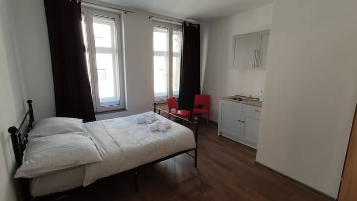 Cosy one bedroom apartment in Görlitz
