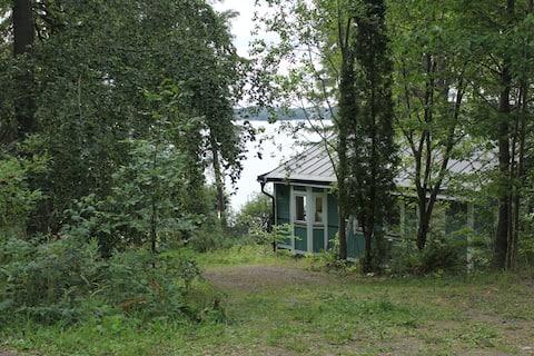 Stockholms skärgård - fräscht hus modern standard