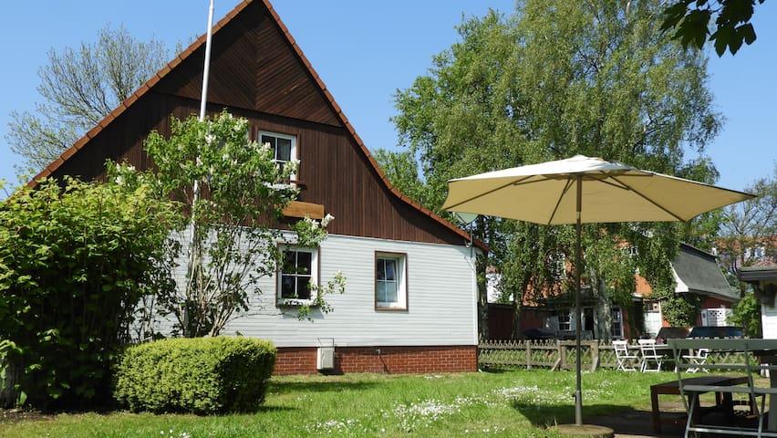 Ferienhaus  Vitte Hiddensee
