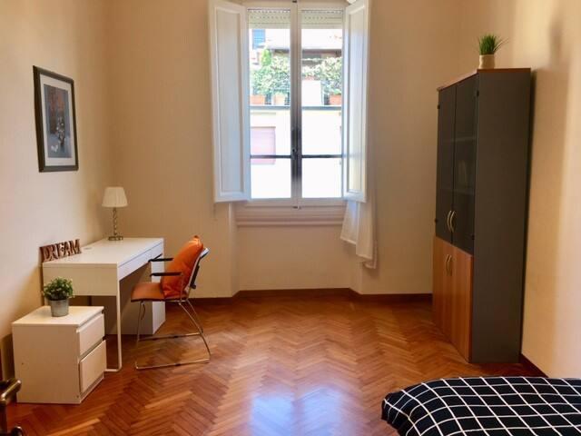 Comfortable single room in Campo di Marte area