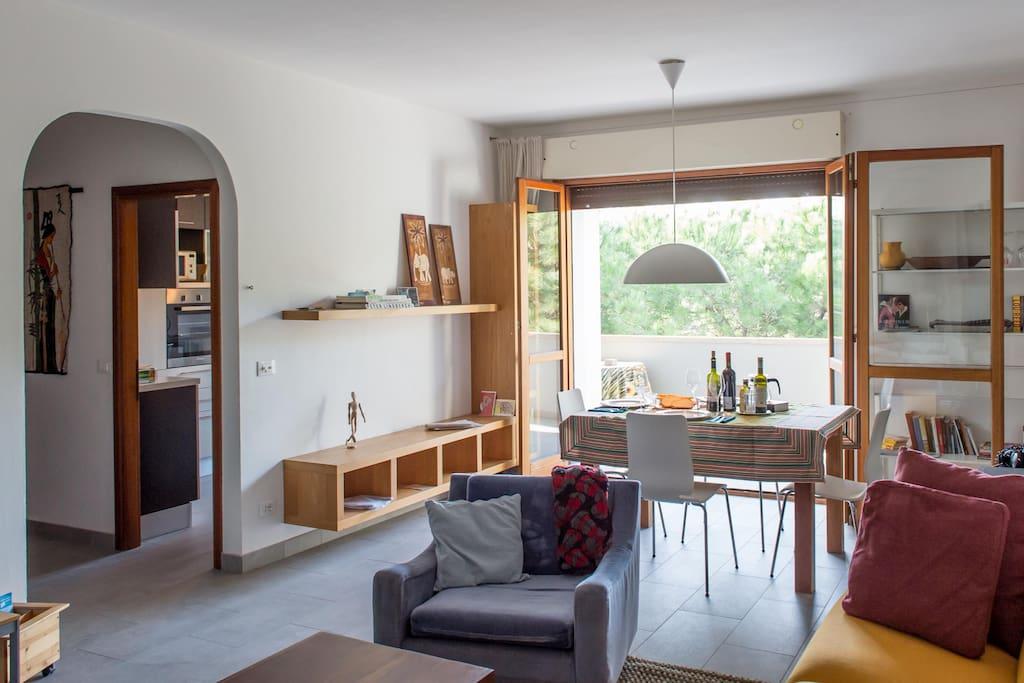 Grande e confortevole appartamento appartamenti in for Affitto appartamento cervia