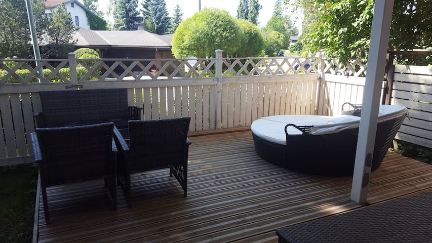 47m2 one bedroom with terrace / near the airport - Helsinki - Daire