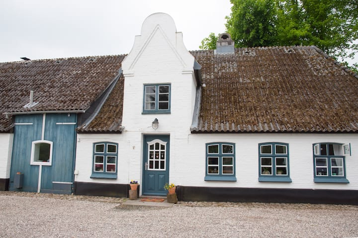 Bauernhaus auf dem Ferienhof Nissen