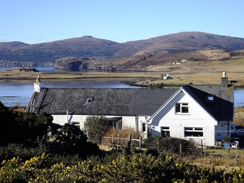 Loch Bracadale Cottage