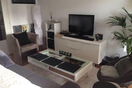Bel appartement lumineux,coconing 15min de Rennes - Mordelles - Apartmen