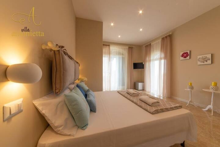 Camera Matrimoniale Standard Vista Mare