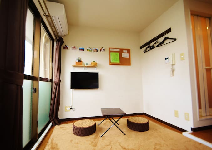 【Winter Renewal】Old small but cozy room. 3F. - Sakyō-ku, Kyōto-shi