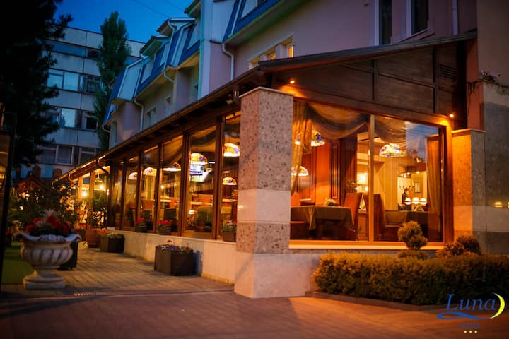 Hotel Luna, 3 star hotel