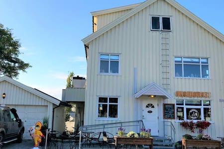 Bodø city centre room ( `Rådhuset`)