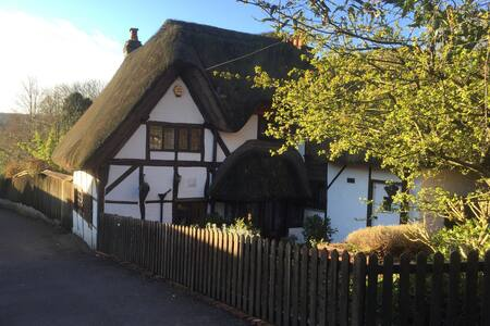 Little Thatch - charming cottage - Marlborough - Hus