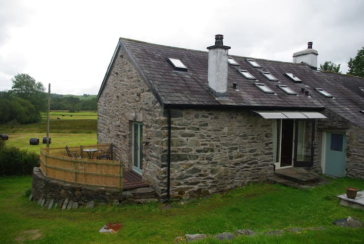 Syke Barn, quiet location in the Lake District
