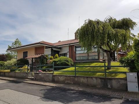 indipendent flat near Turin