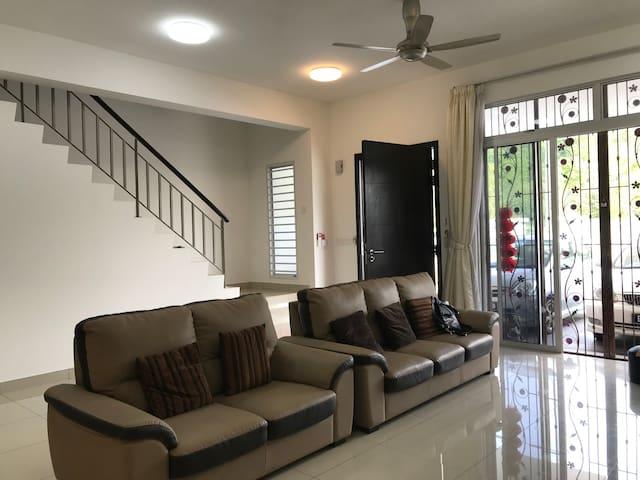 马来生活之联排别墅