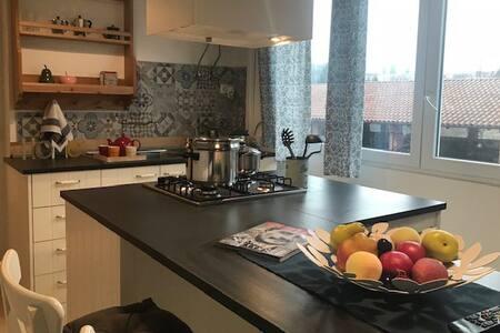 Boca Home, romantico appartamento
