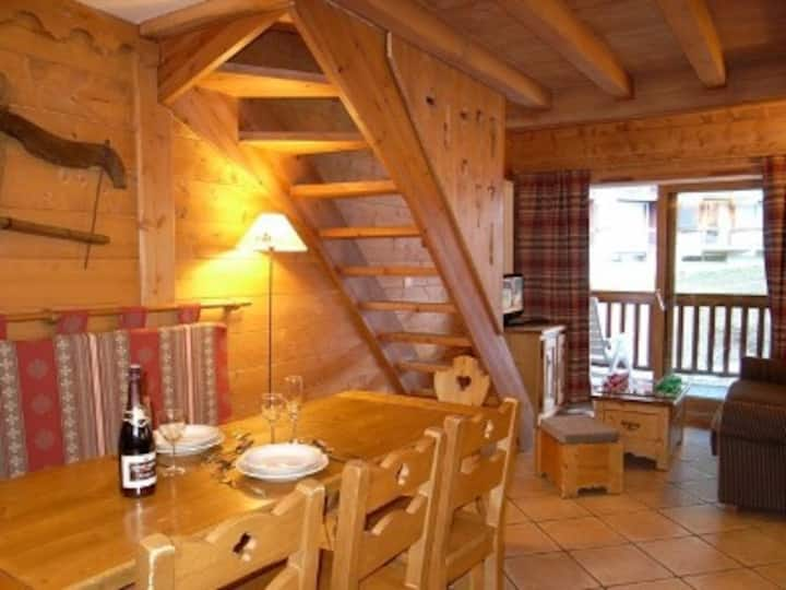 Lovely 3 bedroom apartment in Tignes Val Claret 4*