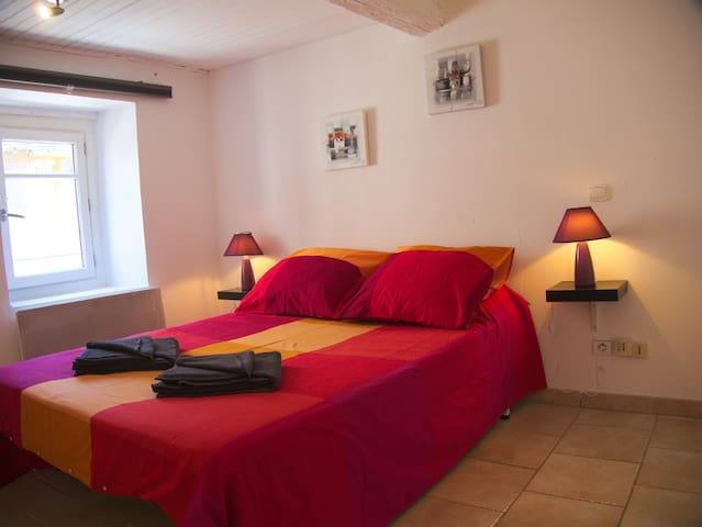 République five - Appartement 40m2 tout équipé