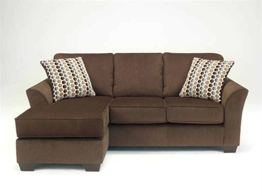 Couch in Male Dormitory