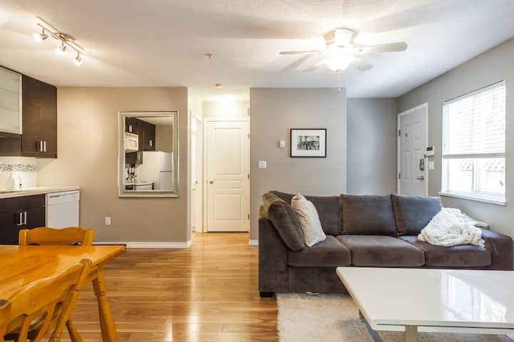 Vancouver One Bedroom Apartment
