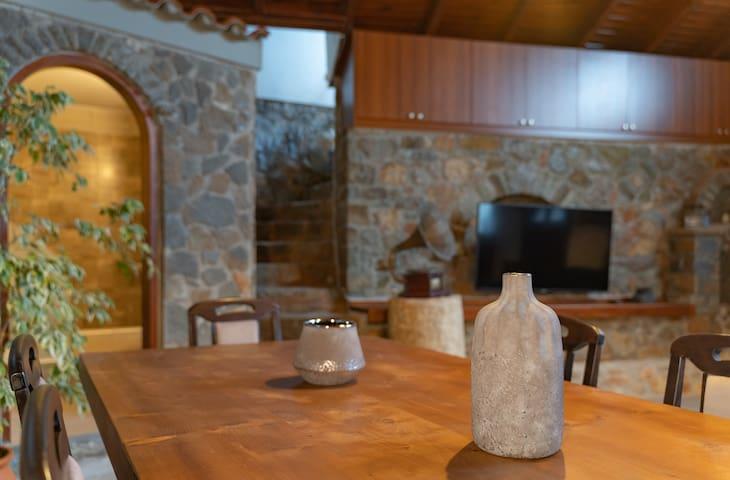 Villa de Piedra