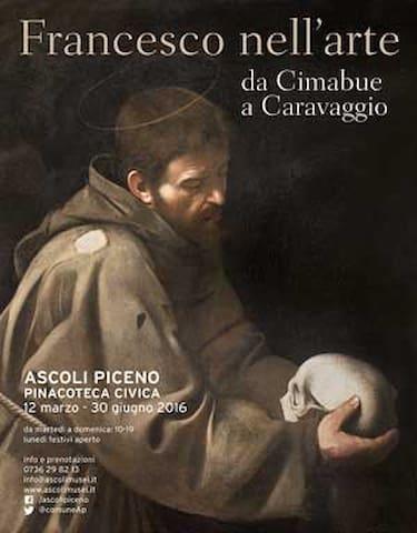Francesco nell'arte - Favalanciata