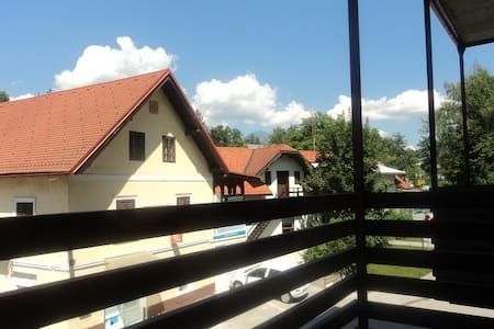 Nice apartment by the lake Bled - Bled - Apartemen