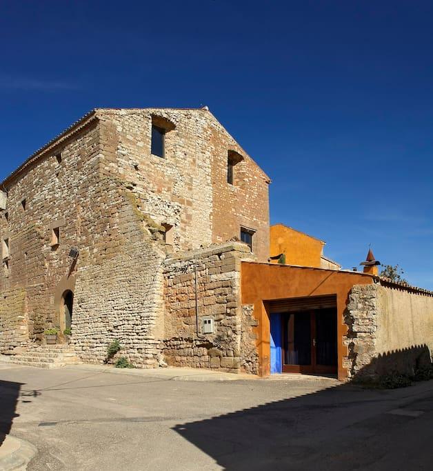 El Castillo - das Haus