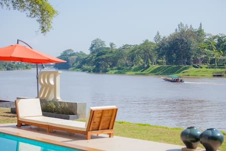 River Rai Resort, Chiang Rai - Mueang Chiang Rai - Villa