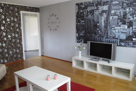 Cozy apartment in the city center - Haparanda