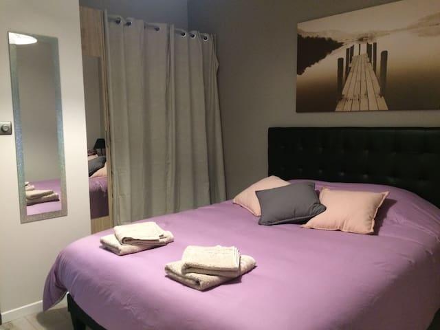 Le Cocon -  2 chambres - tout confort