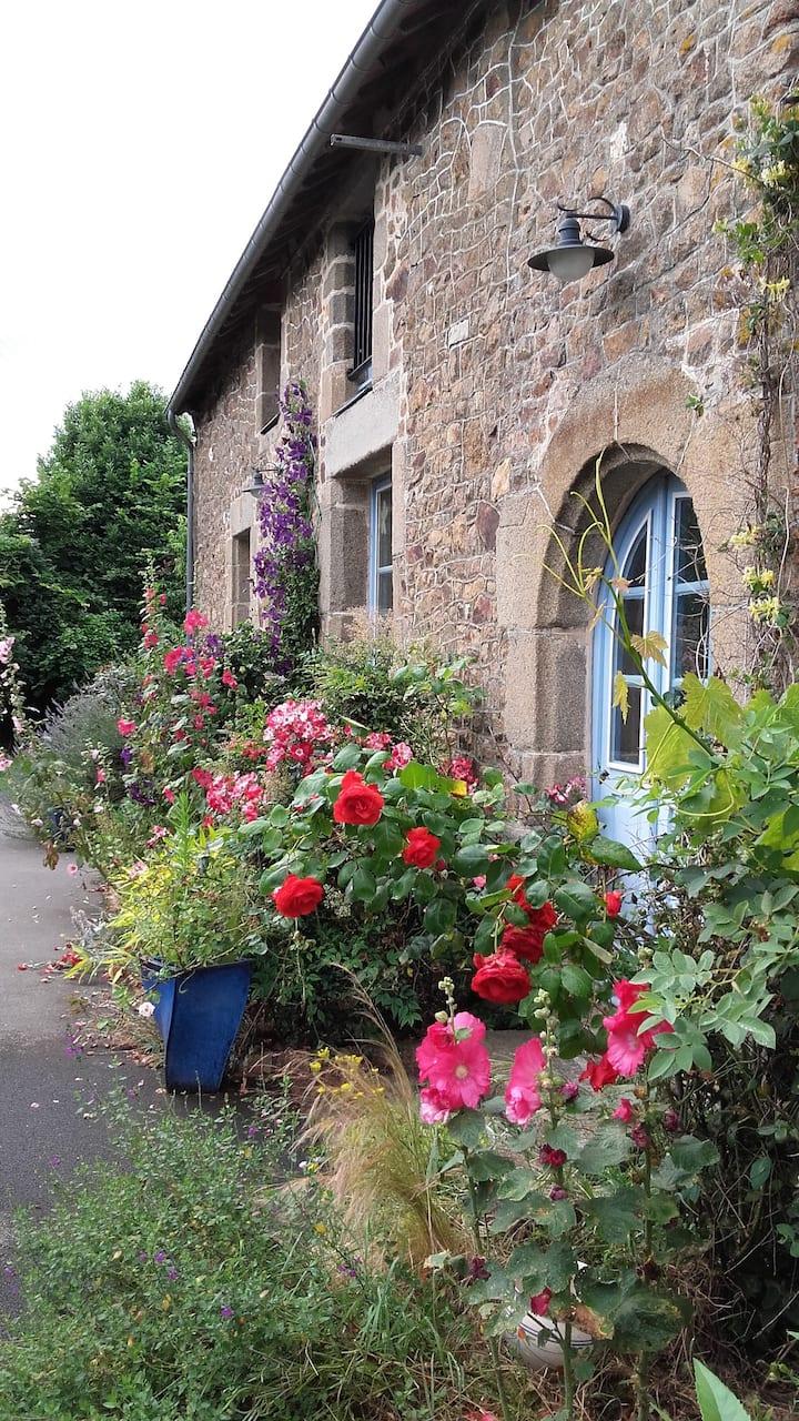 Chambre aux portes de Bretagne bis