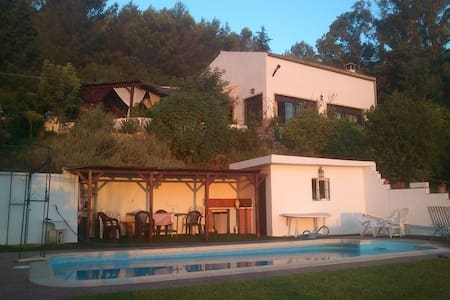 Monteverde:Country house with swiminpoool