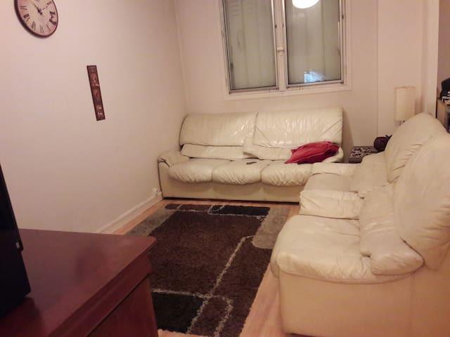 Canapé-lit en Appartement