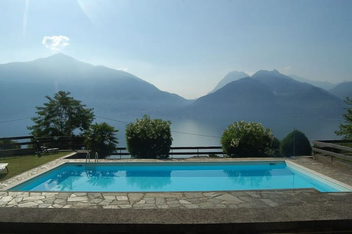 Lake Como: Villa Betty - Spectacular views