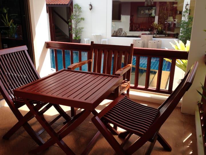 2 bedroom house in Kata Noi beach