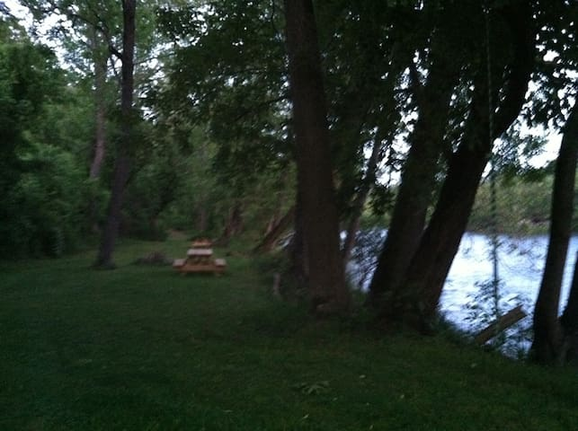 VAN site French Broad River  @ Camp Driftwood #3