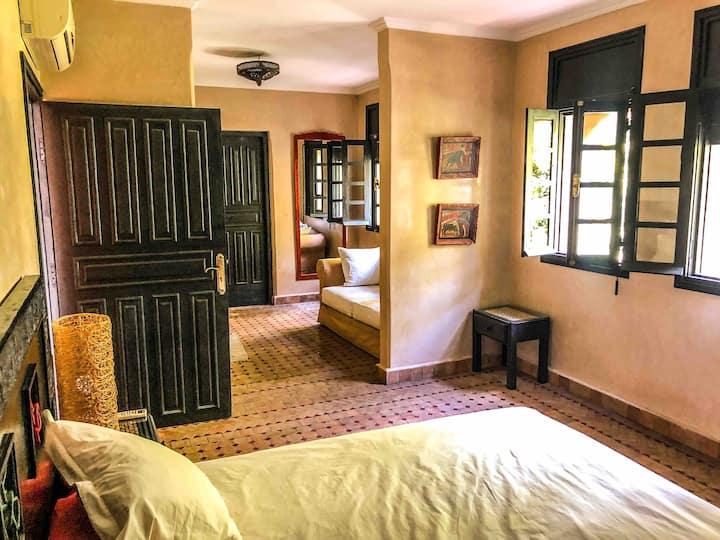 Villa d'exception de 4 chambres au coeur d'Agadir