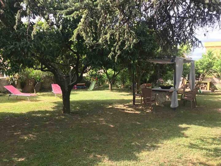 Casa Conti (close to Viareggio, Lucca, Versilia)