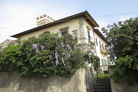 Superb villa with private swimmingpool km florence - Romola - Вилла