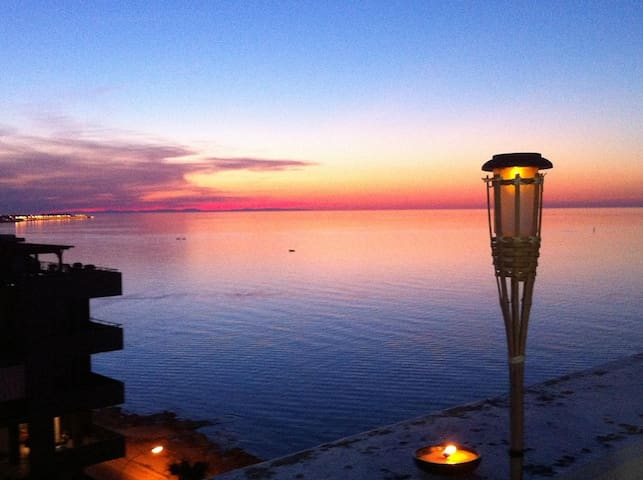 """""""The sound of the sea"""" holiday apartment in Bari"""