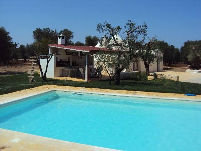Villa Emy with private pool in countryside Puglia - San Michele Salentino