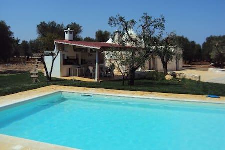 Villa Emy with private pool in countryside Puglia - San Michele Salentino - Villa