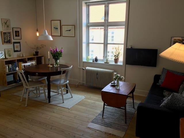 Authentic Copenhagen apartment close to the Metro - Copenhague - Departamento