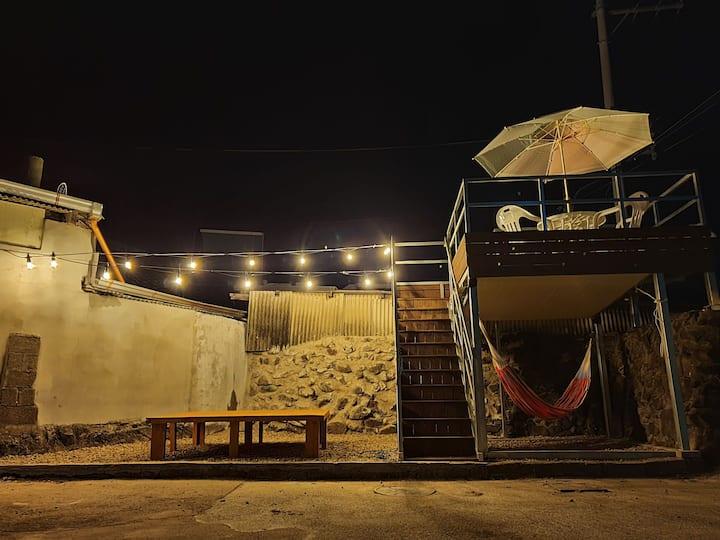 포항 어촌일기 독채숙소-바닷가 바로앞-멋진 오션뷰와 넓은 마당은 기본-힐링메카