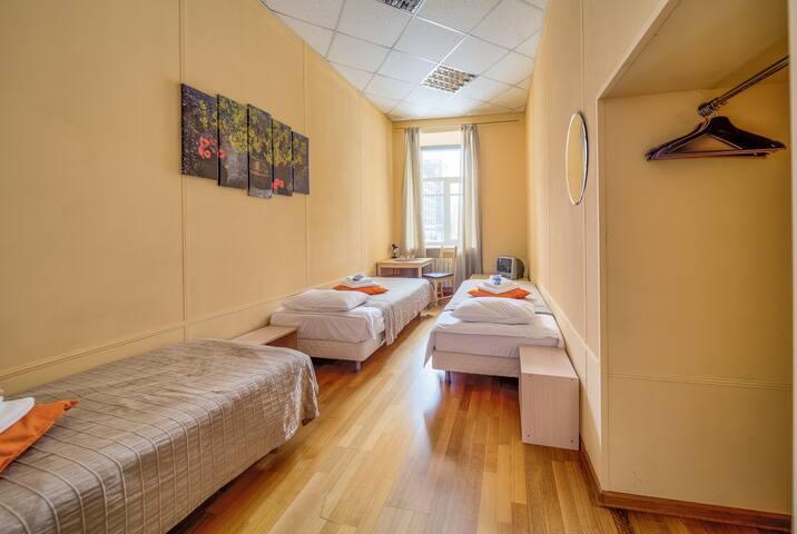 Гостевые комнаты Guroo