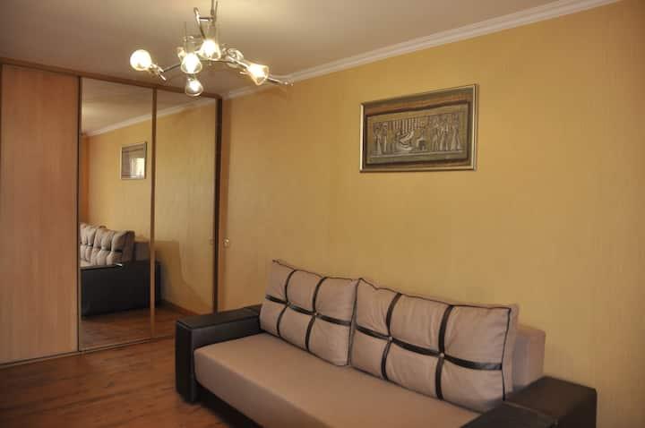 2-х комнатная квартира у метро Дарница
