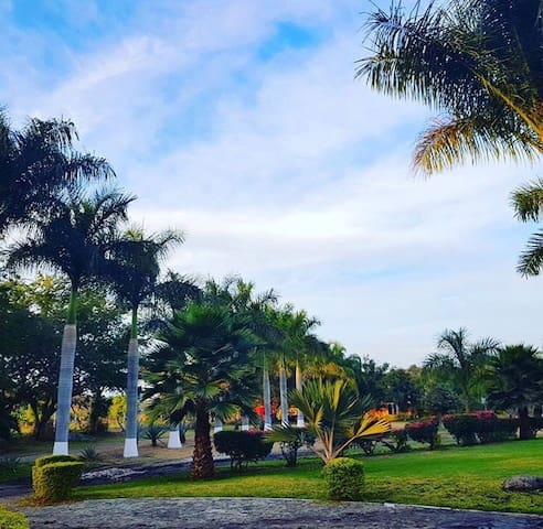 Camping Rancho Ixtla Las Palmas