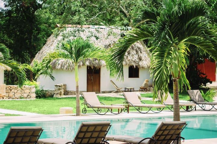 Historic Hacienda: A slice of timeless Mexico. #8