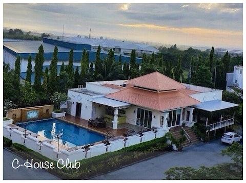 C-House Condo Rayong